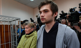 Russian blogger gets 3.5-year suspended sentence for 'catching