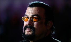 Steven Seagal may star in TV show on getting free land