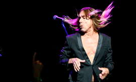 American rock icon Iggy Pop coming to Moscow