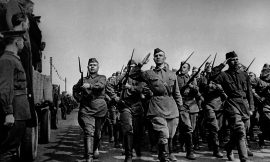 First days of Soviet Union's Great Patriotic