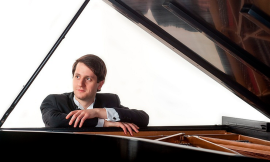 Moscow pianist Nikita Mndoyants to debut on the Carnegie Hall