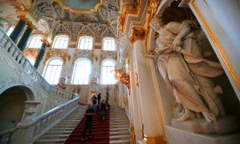 State Hermitage explains
