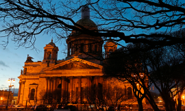 the St. Isaac Cathedral over to the Russian Orthodox Church