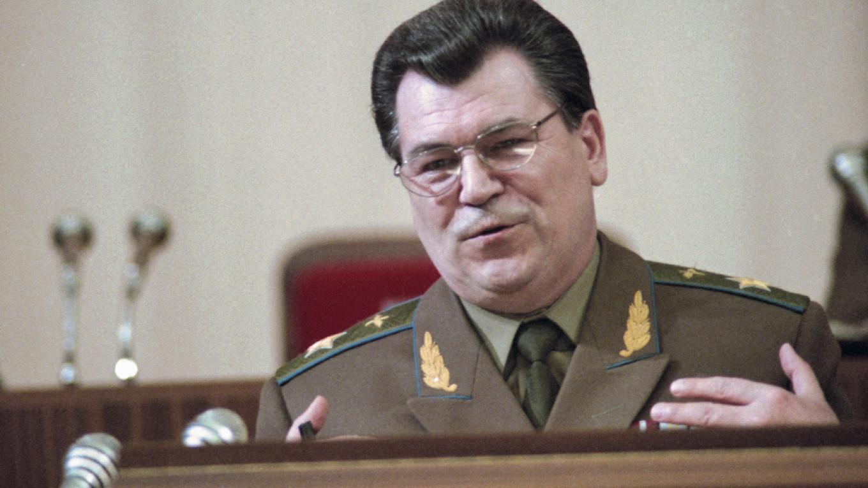 Yevgeny Shaposhnikov Dmitry Sokolov / TASS