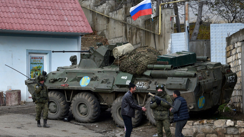 Karen Minasyan / AFP