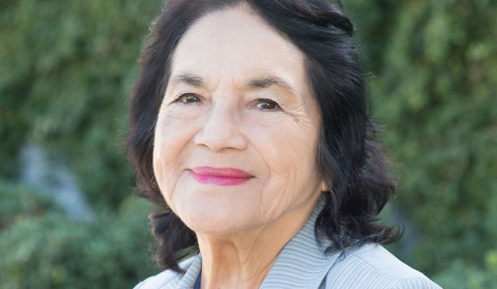 Huerta remains a steadfast ally of those discriminated against on the basis of their race.