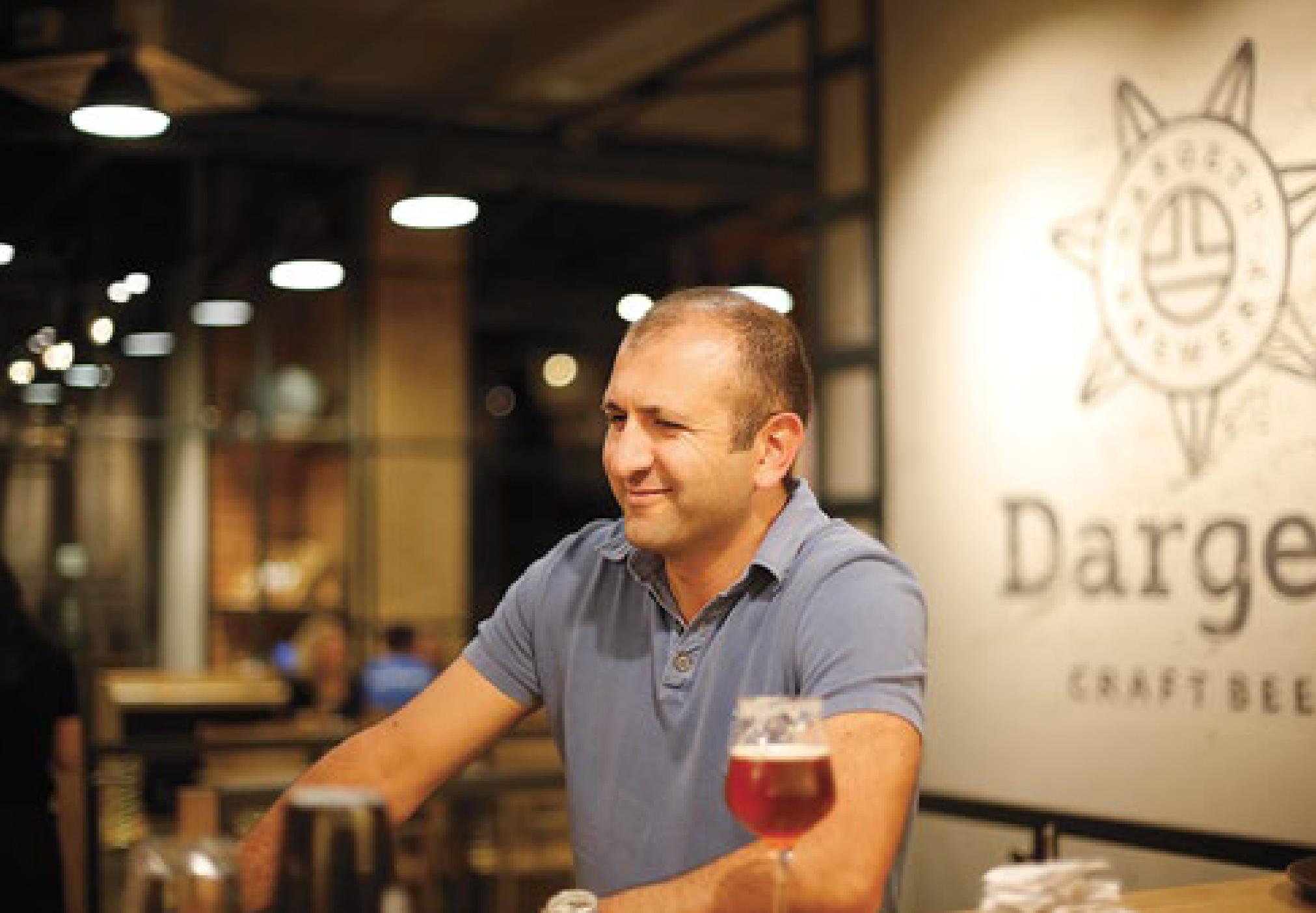 Dargett co-Founder, Aren Durgarian