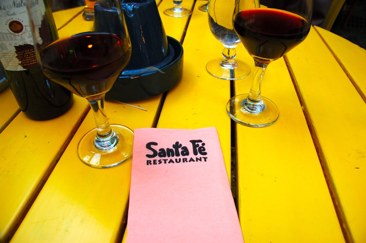 Santa Fe Wine and Chile