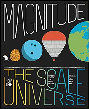 Preview thumbnail for 'Magnitude: The Scale of the Universe