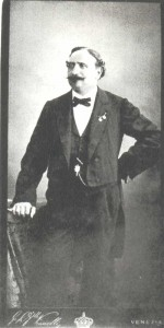 Professor of solo singing (1869-1887).