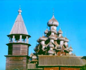 Temples of Russia