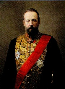 The Minister of Finance of the Russian Empire SYVitte.