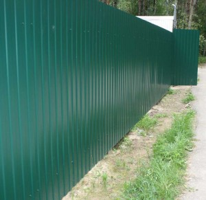 fence green