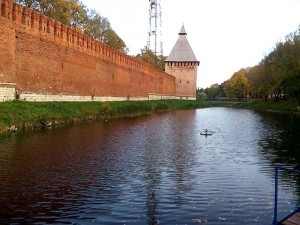 The Smolensk wall